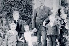 Bamber family c.1890