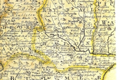 Map c.1700