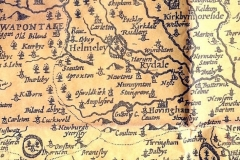 Speed map c.1610