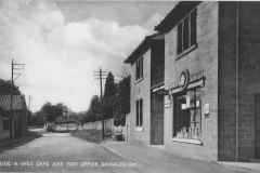 Bide-a-Wee cafe c1910