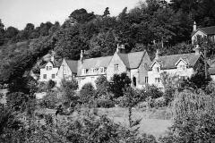 Mrs Rugg's garden c.1948