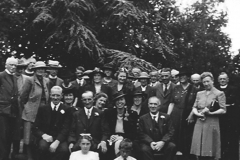 Party at The Rectory, 9th August 1944
