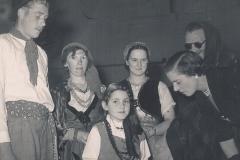 Gypsy ball, 2 September 195x