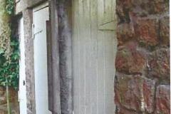 Village lockup at Bank House