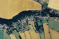 Oswaldkirk from the air 1980s (cropped)