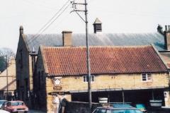 Village hall and pub barn c.1980
